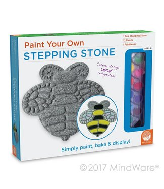 Mindware Paint Your Own - Bumblebee Stepping Stone