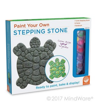 Mindware Paint Your Own - Stone Turtle