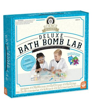 Science Academy Deluxe Bath Bomb Lab