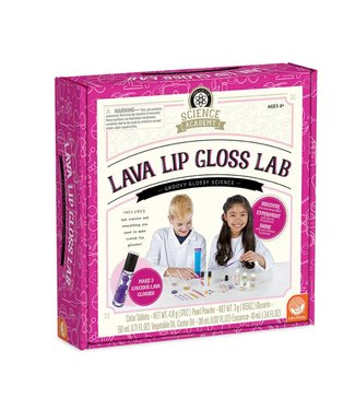 Science Academy Lava Lip Gloss Lab