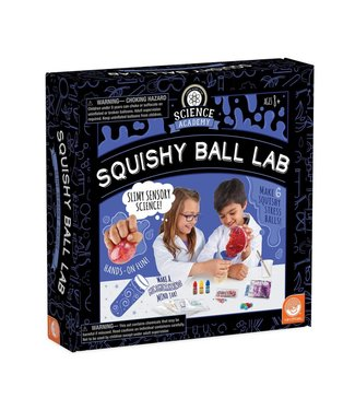 Science Academy Squishy Ball Lab