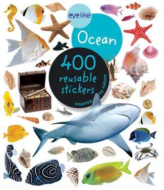 Workman Publishing Eyelike Stickers: Ocean