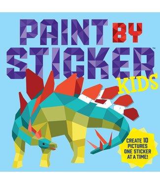 Workman Publishing Paint by Sticker: Kids