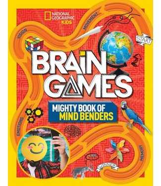 National Geographic Brain games 2