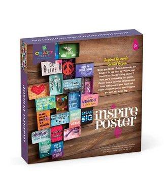 Craft-tastic Inspire Poster Kit