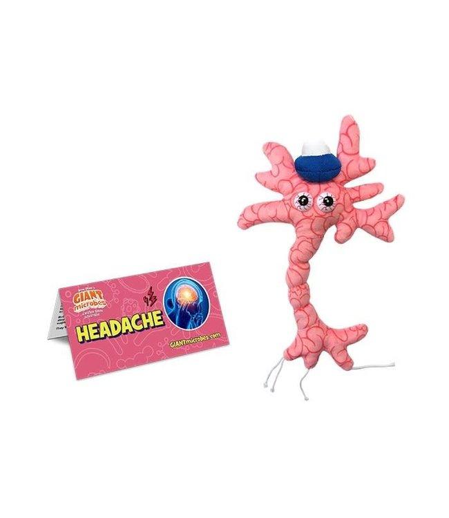 Giant Microbes Headache