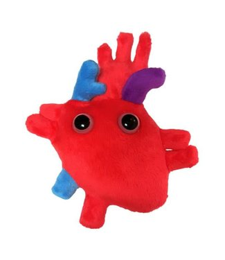 Giant Microbes Heart Organ