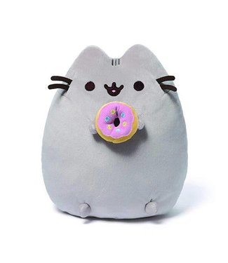 "Gund Pusheen Donut 9.5"""