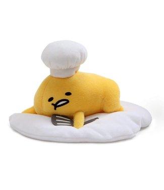 """Gund Gudetama with Chef's Hat 8"""""""