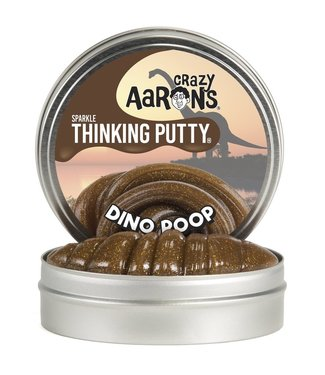 "Crazy Aaron Thinking Putty - 4"" Dino Poop"