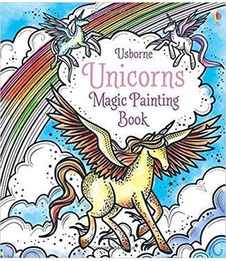 Usborne Unicorns Magic Painting Book