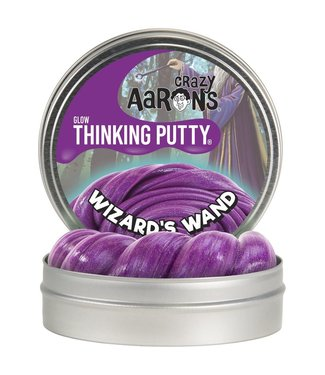 "Crazy Aaron Thinking Putty - 4"" Wizard's Wand"
