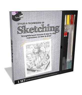 SpiceBox Sketching