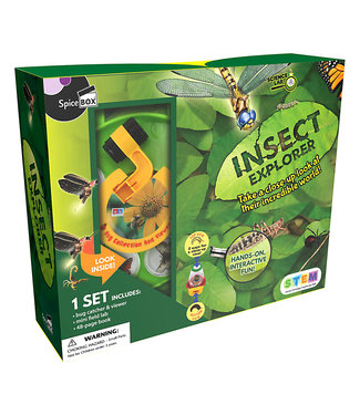 Science Lab Insect Explorer