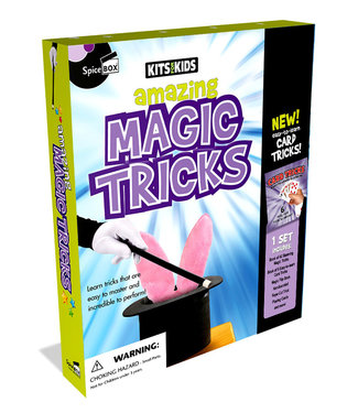 SpiceBox Amazing Magic Tricks