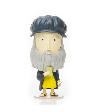 Today is Art Day Leonardo da Vinci Action Figure