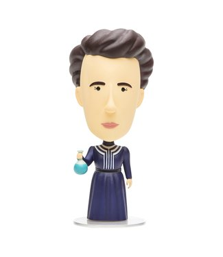 Today is Art Day Marie Curie Action Figure