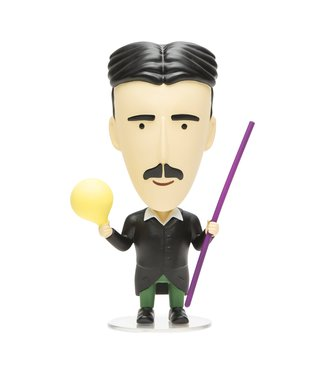Today is Art Day Nikola Tesla Action Figure