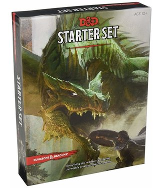 Wizards of the Coast D&D 5th Ed: Starter Game