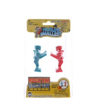 Super Impulse Rock 'Em Sock 'Em Robots