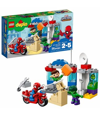 LEGO DUPLO Spider-Man & Hulk Adventures - 10876
