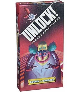 Asmodee Unlock! Squeek & Sausage