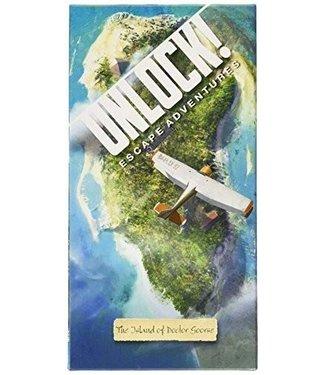 Asmodee Unlock! The Island of Doctor Goorse