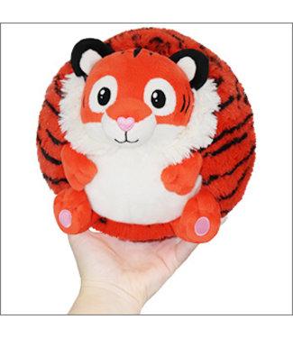 "Squishable Mini Bengal Tiger - 7"""