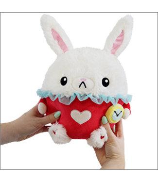 """Squishable Mini White Rabbit (7"""")"""