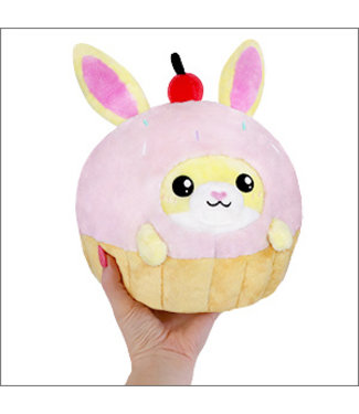 Squishable Undercover Bunny in Cupcake - 7""