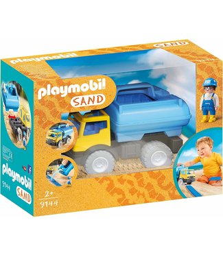 Playmobil Water Tank Truck 9144