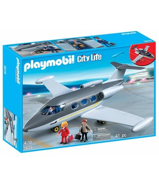 Playmobil Private Jet 5619
