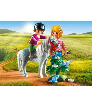 Playmobil Pony Walk 5688