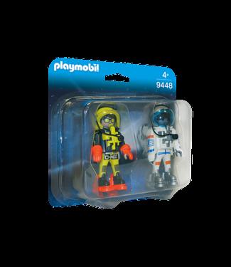 Playmobil Astronauts- 9448