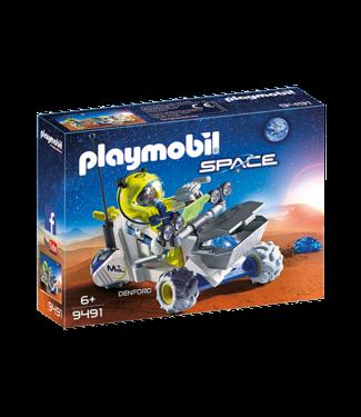 Playmobil Mars Rover -9491
