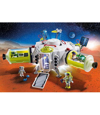 Playmobil Mars Space Station -9487