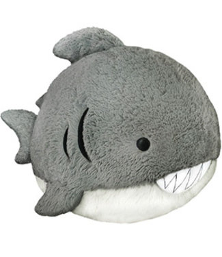 Squishable Great White Shark - 15""
