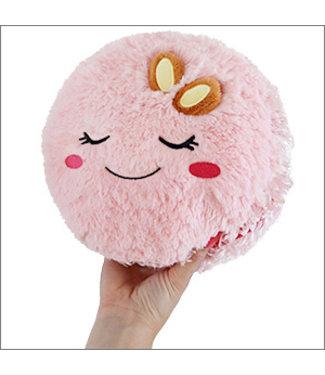 """Squishable Mini Pink Macaron - 7"""""""