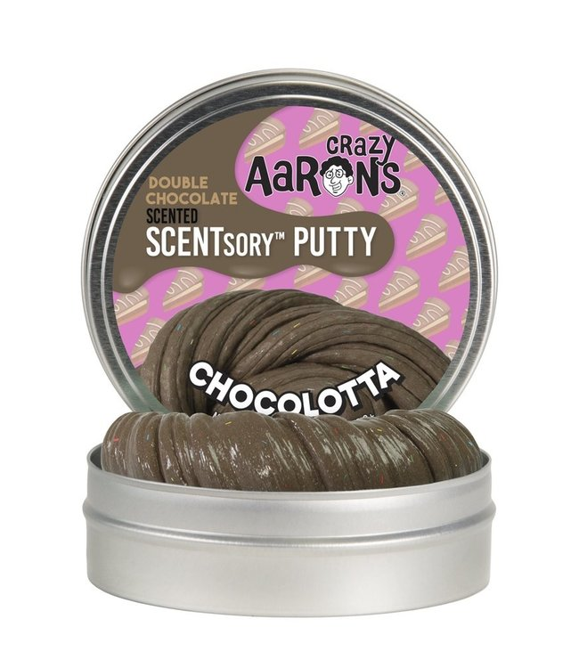 Crazy Aaron Chocolotta SCENTsory Putty