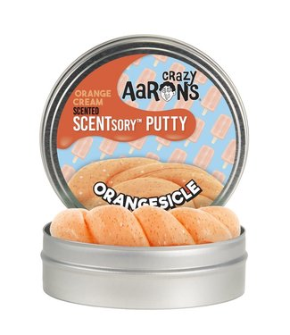 Crazy Aaron Orangesicle SCENTsory Putty