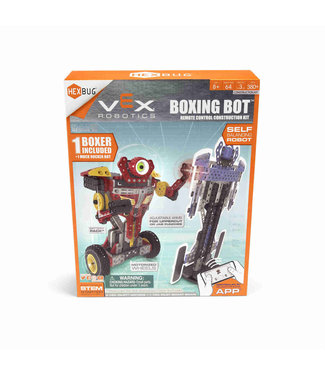 HEXBUG Vex Robotics Balancing Boxing Bot Single