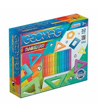 Geomag Rainbow - 32 pcs