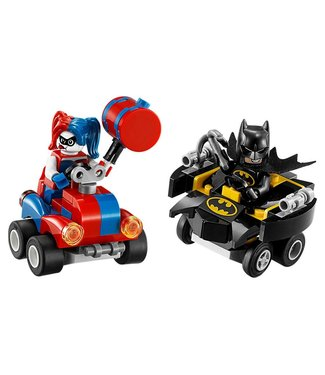LEGO Mighty Micros: Batman™ vs. Harley Quinn™ - 76092