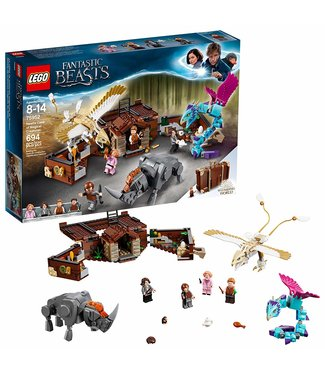 LEGO 75952 Newt's Case of Magical Creatures