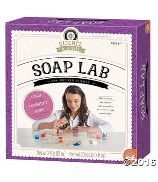Mindware Science Academy: Soap Lab