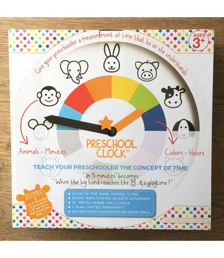 Preschool Collection Preschool Wall Clock