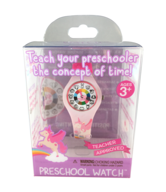 Preschool Collection Preschool unicorn watch