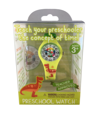 Preschool Collection Preschool dinosaur watch