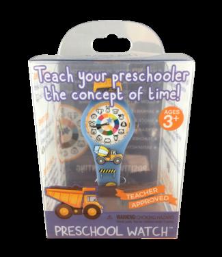 Preschool Collection Preschool Construction vehicle watch