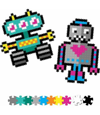 Fat Brain Toys Jixelz - Roving Robots